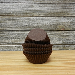 Brown Std Baking Cups 500 ct