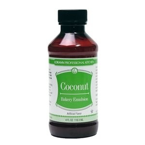 Lorann's Coconut Emulsion 4 oz