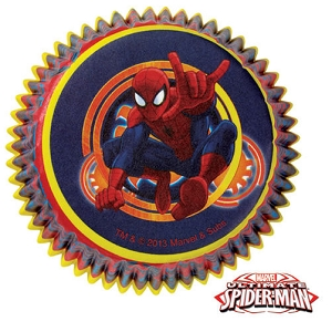 Wilton Spider-Man Std 50 ct