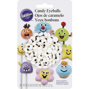 Wilton Candy Eyeballs