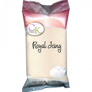 CK Royal Icing Mix White 16 oz