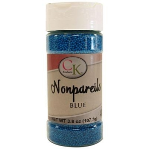 CK Blue Nonpareils 3.8 oz