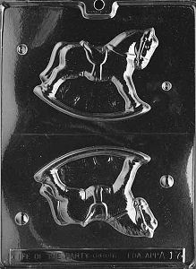 Rocking Horse Chocolate Mold