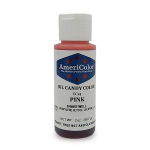 Pink Oil Candy Color 2 oz